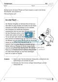 Einfache Sätze richtig schreiben: Übungsblätter zu  Satzgrenzen Preview 2