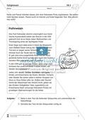 Einfache Sätze richtig schreiben: Übungsblätter zu  Satzgrenzen Preview 3