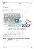 Einfache Sätze richtig schreiben: Übungsblätter zu  Satzgrenzen Preview 5