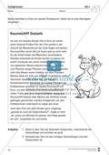 Einfache Sätze richtig schreiben: Übungsblätter zu  Satzgrenzen Preview 8