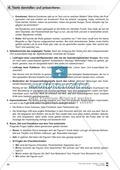 Übungen zum szenischen Darstellen und Präsentieren von Texten Preview 3