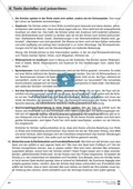 Übungen zum szenischen Darstellen und Präsentieren von Texten Preview 7