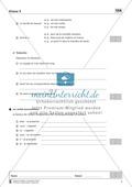 Französischtest für die 9. Klasse (Version 12A+12B) Preview 2