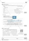 Französischtest für die 9. Klasse (Version 12A+12B) Preview 6