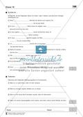 Französischtest für die 10. Klasse (Version 18A+18B) Preview 3