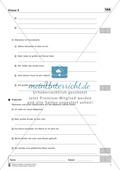 Französischtest für die 9. Klasse (Version 14A+14B) Preview 2