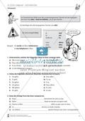 Französisch, Didaktik, Grammatik, Lernzielkontrollen, Zeitformen, Future Proche/ Futur Composé, Didaktik