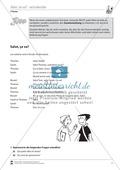 Grammatik für Anfänger: Dialog zur Begrüßung Preview 1
