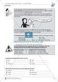 Französisch, Didaktik, Grammatik, Lernzielkontrollen, Zeitformen, Verben, passé composé, Hilfsverben, être-sein, Didaktik, Verben