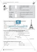 Grammatik für Anfänger: Le passé composé avec être-Zusammengesetzte Vergangenheit mit être Preview 2