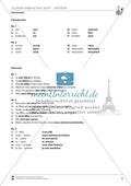 Grammatik für Anfänger: Le passé composé avec être-Zusammengesetzte Vergangenheit mit être Preview 3