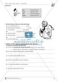Grammatik für Anfänger: Dir Verwendung der