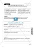 Wirtschaften, Haushalten, Umwelt schützen: Atomkraft - pro und kontra. Arbeitsmaterial mit Lösungen Preview 1