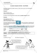 Französisch, Grammatik, Didaktik, Zeitformen, Übungsformen, Wortschatzarbeit, passé composé