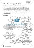 Der Bundespräsident: Infotext und Arbeitsblätter Preview 4