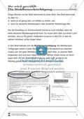 Wahlen - Am Wahltag: Infotext und Abeitsblätter Preview 1