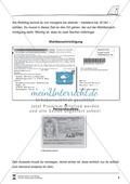 Wahlen - Am Wahltag: Infotext und Abeitsblätter Preview 2