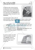 Wahlen - Am Wahltag: Infotext und Abeitsblätter Preview 3