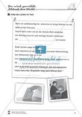 Wahlen - Am Wahltag: Infotext und Abeitsblätter Preview 4