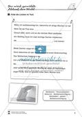 Wahlen - Am Wahltag: Infotext und Abeitsblätter Preview 5
