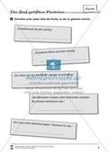 Die fünf größten Parteien Deutschlands: Infotext und Arbeitsblätter Preview 6