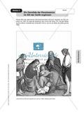 Renaissance: Ein Gemälde der Renaissance im Stil der Gotik ergänzen. Arbeitsmaterial Preview 1