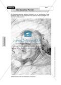 Renaissance: Drei-Gesichter-Porträt. Arbeitsmaterial Preview 1