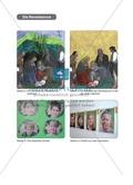 Renaissance: Drei-Gesichter-Porträt. Arbeitsmaterial Preview 2