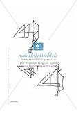 Einlinienzeichnungen mit eckigen Linien Preview 2