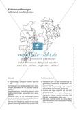 Einlinienzeichnungen mit runden Linien Preview 1