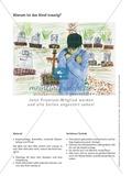 Thematisch gebundene zeichnerische und farbige Ergänzung einer Vorlage Preview 1