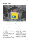 Kunst, Verfahren und Techniken, künstlerische Strategien, collagieren, Bildhaft gestalten und ausdrücken, Zeichnen