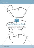 Tischschmuck: Serviettenhalter + Lehrerhinweise Preview 3