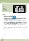 Kostümfest: Schürze und Krawatte aus Papier Preview 2