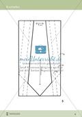 Kostümfest: Schürze und Krawatte aus Papier Preview 5