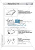 Gestalten mit Papier: Bügel-Mobile Preview 3