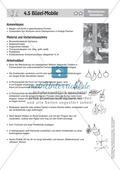 Gestalten mit Papier: Bügel-Mobile Preview 4