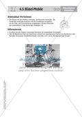 Gestalten mit Papier: Bügel-Mobile Preview 5