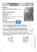 Gestalten mit Papier: Frühblüher im Zwergenland Preview 4