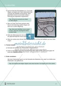 Accessoires: Wandhalter für Schmuckstücke + Lehrerhinweise Preview 3