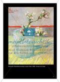 Blühender Mandelbaumzweig in einem Glas von Vincent van Gogh Preview 1