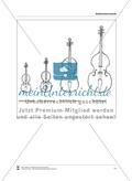 Station 4: Die Familie der Violinen: Violine, Viola, Violoncello, Kontrabass Preview 2