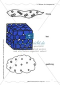 Wasser als Lösungsmittel - mit vielen Experimenten + Lückentext + Folien Preview 9