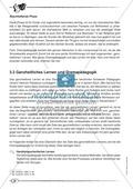Dramapädagogik: Unterschied zur Theaterpädagogik, drei Phasen des Pädagogikunterrichts, Kompetezen Preview 4