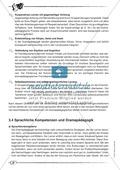 Dramapädagogik: Unterschied zur Theaterpädagogik, drei Phasen des Pädagogikunterrichts, Kompetezen Preview 6