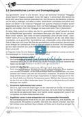 Didaktischer Artikel zur Theorie der Dramapädagogik: Beschreibung + Erwerb sprachlicher Kompetenzen durch Dramaturgie Thumbnail 3