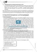 Didaktischer Artikel zur Theorie der Dramapädagogik: Beschreibung + Erwerb sprachlicher Kompetenzen durch Dramaturgie Thumbnail 5