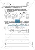 Knobel-.  Denk- und Schreibrätsel zur Festigung von Grundwortschaft und einfachen Satzmustern im Englischunterricht Thumbnail 9