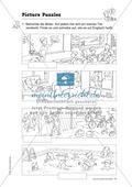 Knobel-.  Denk- und Schreibrätsel zur Festigung von Grundwortschaft und einfachen Satzmustern im Englischunterricht Thumbnail 12