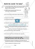 Knobel-.  Denk- und Schreibrätsel zur Festigung von Grundwortschaft und einfachen Satzmustern im Englischunterricht Thumbnail 17